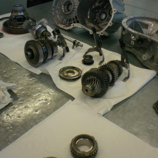 Meccanica | Accertamento difetti anelli sincronizzatori